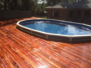 Above Ground Pools -
